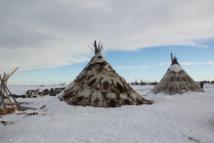 Этностойбище на Ямале отметило первый юбилей