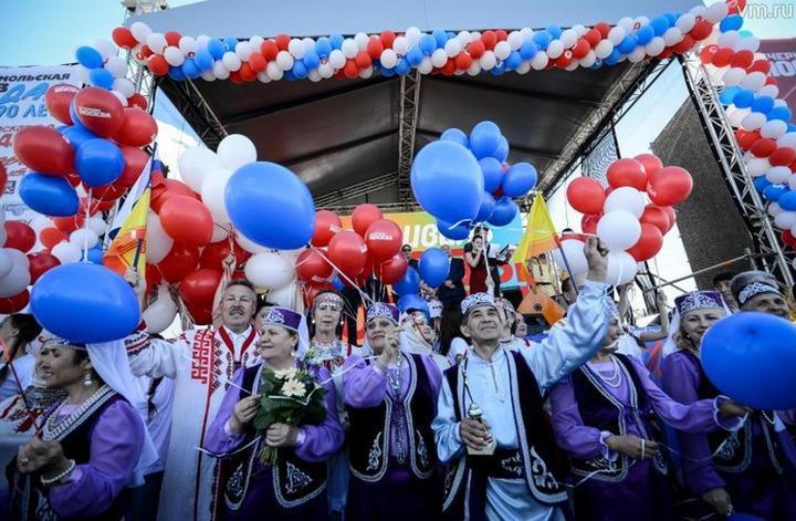 """Фестиваль """"Народы Москвы"""" пройдет в столице"""