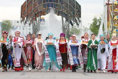 """В Тюмени пройдет  фестиваль национальных культур """"Мост дружбы"""""""