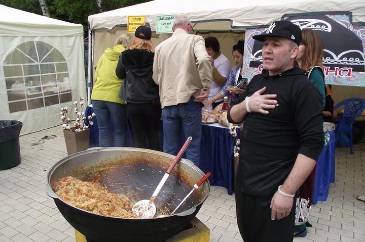 Жители Воронежа оценили национальные кухни разных народов