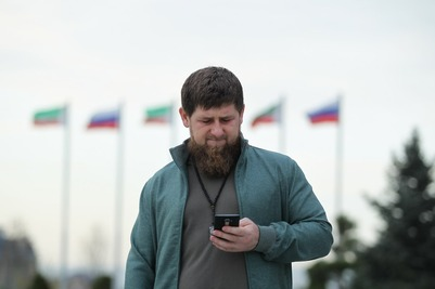 Кадыров вошел в топ-3 самых цитируемых глав регионов с блогами