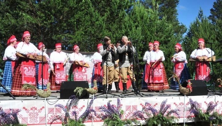 В Карелии открылся вепсский этнокультурный центр