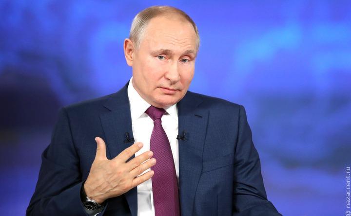 Владимир Путин объяснил, почему русские и украинцы – единый народ