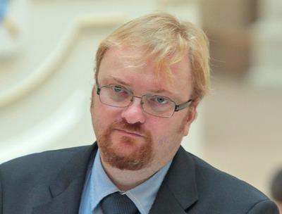 Милонов извинился за ксенофобское высказывание