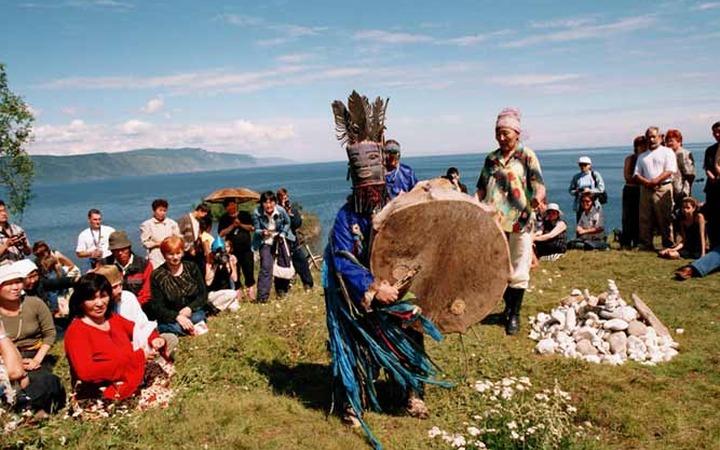 В Бурятии начали строить первый в стране шаманский храм