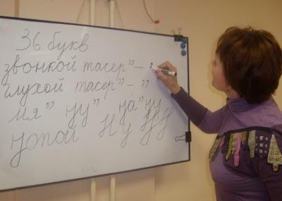 Ненецкий язык в школах НАО преподают всего 27 учителей