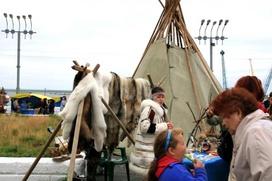 В Международный день семей жителей Дудинки познакомят с культурой коренных северян