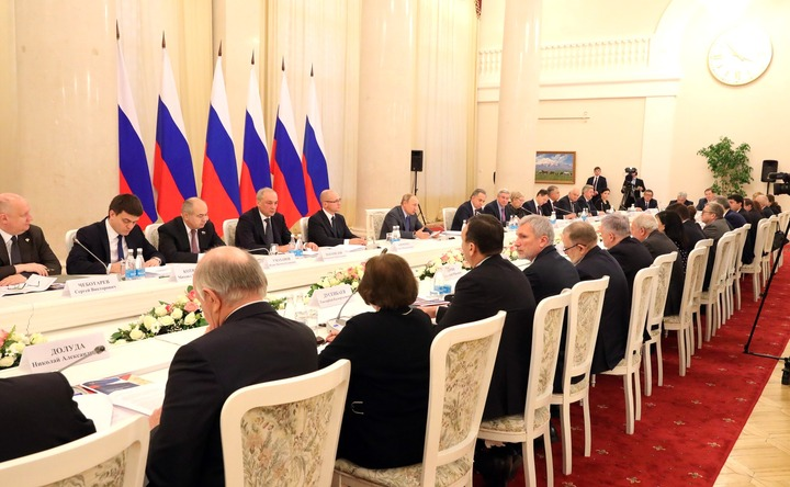 Путину предложили учесть госнацполитику при финансировании федеральных СМИ