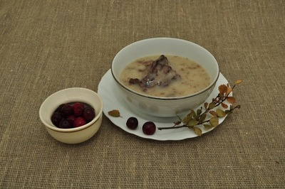 Книга с рецептами традиционных северных блюд номинирована на международную премию
