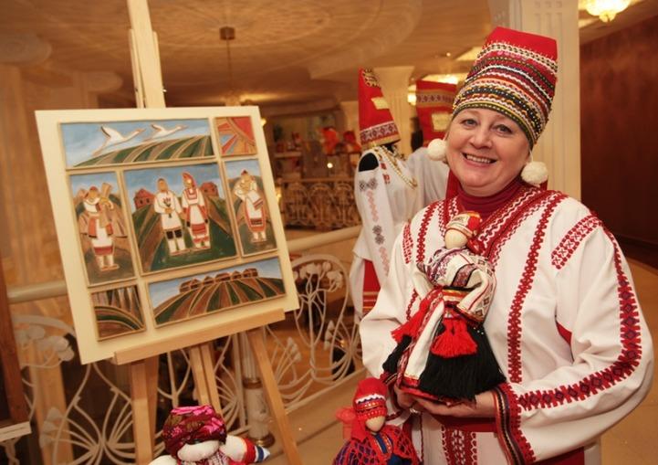 В Мордовии пройдет съезд мокшанского и эрзянского народов