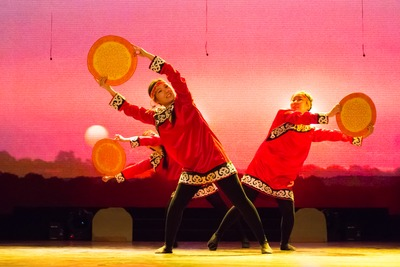 Спектакли по нивхским и юкагирским произведениям представили на фестивале в Хабаровске