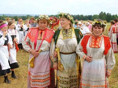 В Перми выпустили диск с коми-пермяцкими сказками