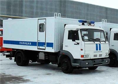 Член союза крымских татар Москвы сообщил о едущих в Симферополь автозаках