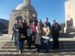 Члены Гильдии межэтнической журналистики проверили межнациональную обстановку в Дагестане