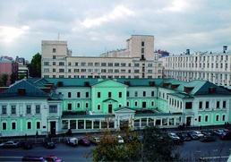 Дом народов России может разместиться в Московском доме национальностей