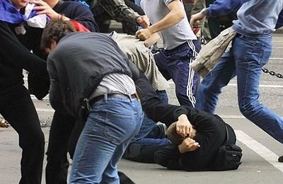 СМИ: В Мурманской области местные жители подрались с беженцами из Славянска
