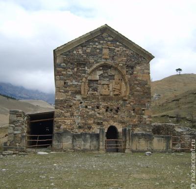 В Ингушетии закрыли один из древнейших христианских храмов России после землетрясения