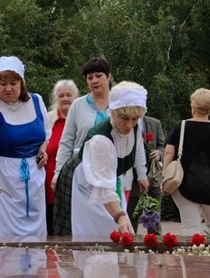 Российские немцы почтили память жертв депортации