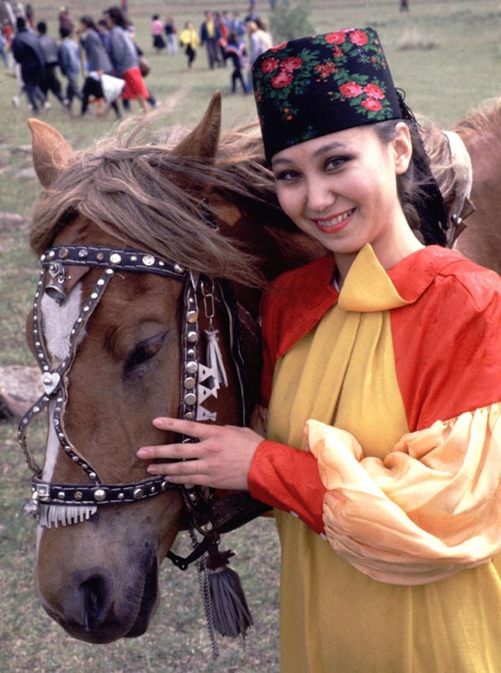 В Хакасии отметили День Земли - республиканский праздник Чир Ине
