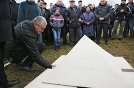 В Крыму возведут мемориал на месте расстрела крымчаков и евреев