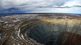 В Якутии рассчитали сумму ущерба от добычи алмазов в эвенкийском районе