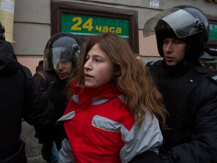 Активистку из Петербурга обвинили в возбуждении ненависти к народам Кавказа