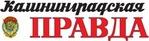 «Калининградская правда», газета, г. Калининград (Влад РЖЕВСКИЙ)