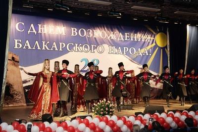День возрождения балкарского народа в КБР отметили горным автопробегом