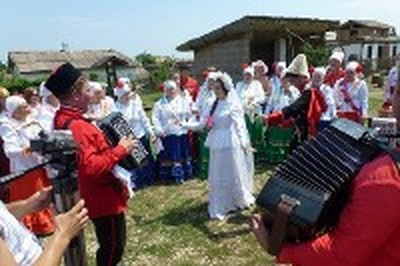 Свадебный переполох учинили на Кубани