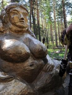 В Ханты-Мансийске запустили игру-квест по легенде о Золотой бабе