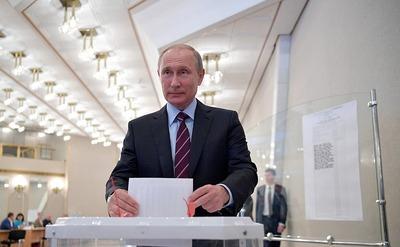 Финно-угры из Владимирской области попросили Путина выдвинуться в президенты