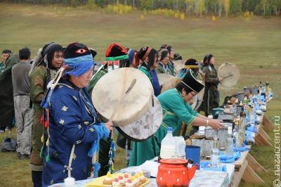 В России насчитали около 4 тысяч шаманов
