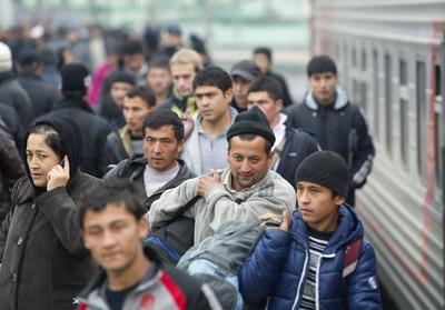 Правительство намерено сократить число трудовых мигрантов