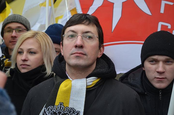 Националист Белов отправлен под домашний арест