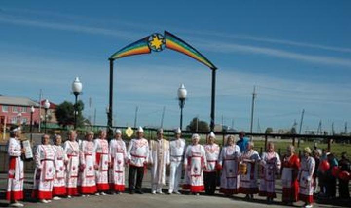 Чуваши Кузбасса открыли парк своей культуры