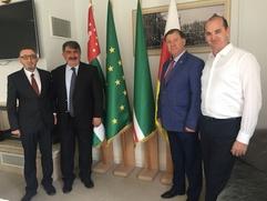 Заседание совета Международной Черкесской ассоциации прошло в Турции