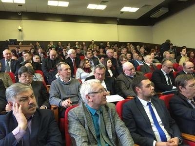 Баринов напомнил о приоритетах ФАДН России в 2016 году