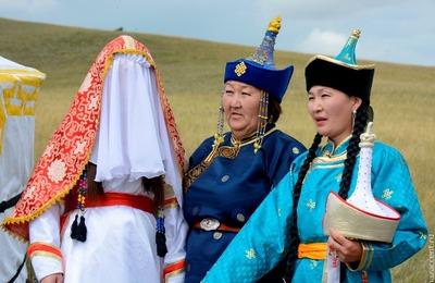 Оленье платье и берёзовый дом младших братьев Саянских гор