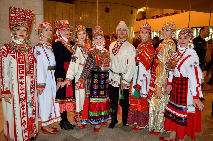 Самара встречает чувашей со всей России