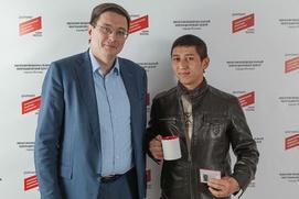 В Миграционном центре Москвы выдали 400-тысячный патент
