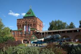 Нижний Новгород — древний и современный