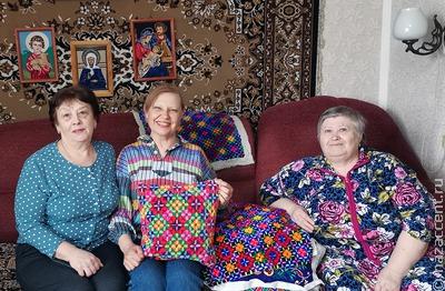 Пушистый крестик стал объектом нематериального культурного наследия Сибири