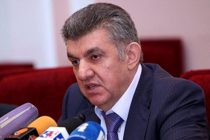 Глава Союза армян назначен ответственным за информационное сопровождение нацполитики