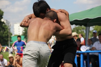 Традиционные виды борьбы российских народов покажут в Санкт-Петербурге в рамках II Всемирных игр боевых искусств
