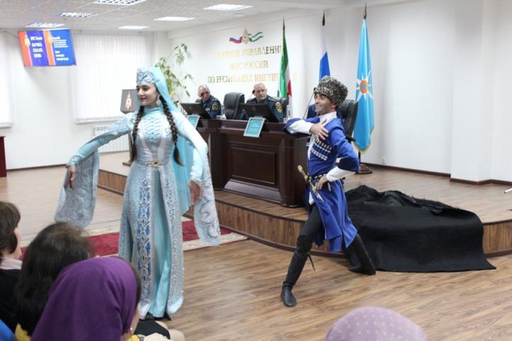 Пособие по оказанию первой помощи перевели на ингушский язык