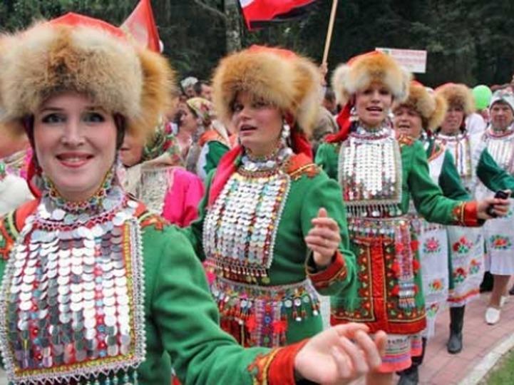 Молодые марийцы со всей России собрались на Слете