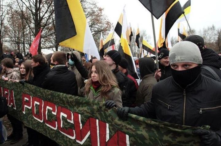 """Власти Петербурга запретили проводить """"Русский марш"""" в центре города"""