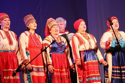 В Самаре провели мордовский праздник