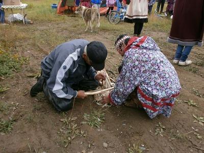 День рыбака на Чукотке отметят традиционным обрядом