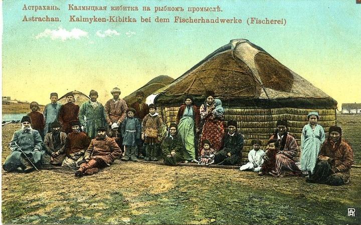 Один день из жизни калмыков прошлого реконструируют в Элисте